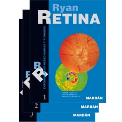 Ryan - Retina, 3 Vols, Tapa Dura