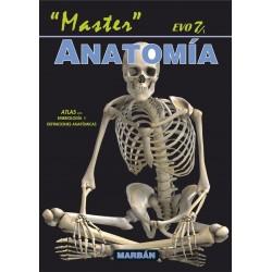 Master EVO 7/1 / Atlas con Embriología y Definiciones Anatómicas - Atlas de Anatomía