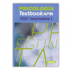 Psicología - Textbook APIR Test razonados l
