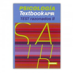 Psicología - Textbook APIR Test razonados ll