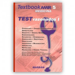 AMIR  - Textbook AMIR Medicina 5 Test razonados I Ed. 2018